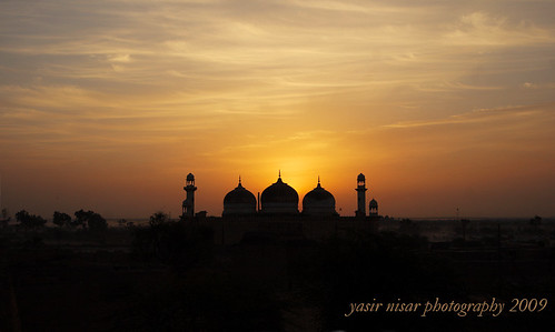 pakistan sky colors beauty sunrise canon fort culture ppg masjid cholistan derawar yasirnisar towardspakistan maxloxton