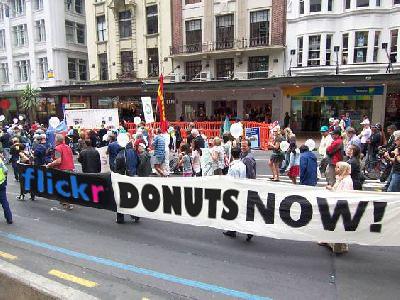 We Demand Donuts #2