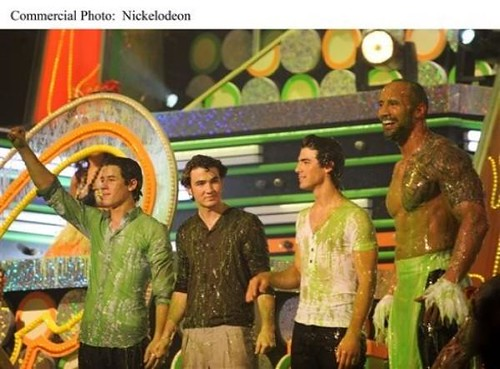 Jonas Brothers SLIMED