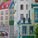 Quebec City - Wall Mural by L F Ramos-Reyes