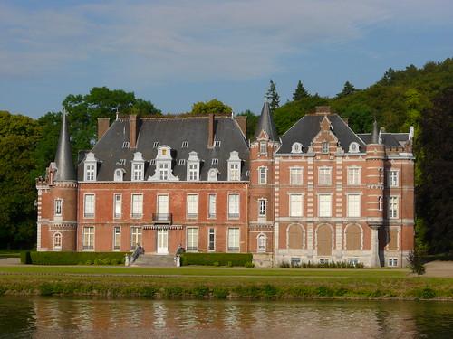 Namur - château de DAVE