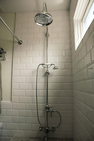 Exposed Plumbing Shower And Tubfill Flickr Photo Sharing