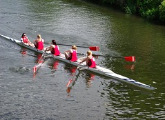 canoe sprint(0.0), canoeing(0.0), coxswain(1.0), vehicle(1.0), sports(1.0), rowing(1.0), recreation(1.0), outdoor recreation(1.0), watercraft rowing(1.0), boating(1.0), water sport(1.0), boat(1.0), paddle(1.0),