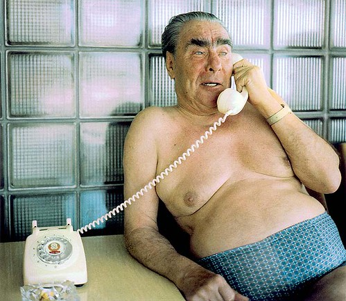 Good Grief, It's Brezhnev by John McNab