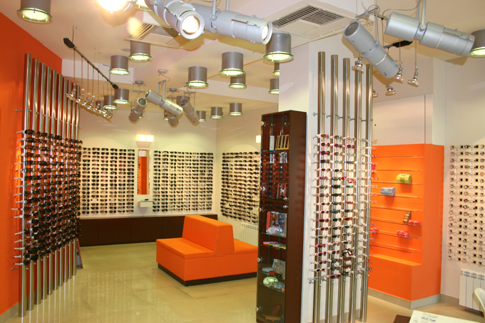 Optical Shop Interior Design A Photo On Flickriver