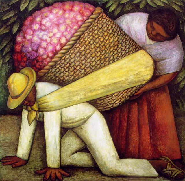 Diego-Rivera-Flower-Carrier
