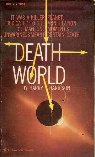 Death World - Harry Harrison