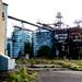 Abandoned Grain Mill, Great Yarmouth, Norfolk, U.K.