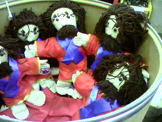 Huggy Jesus