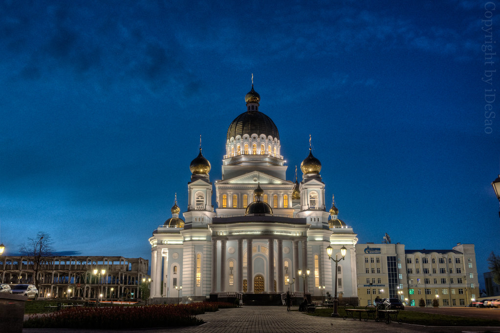 The St. Warrior Fyodor Ushakov's Cathedral