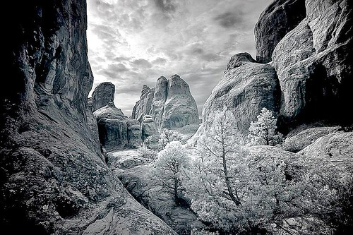The Fiery Furnace (infrared).