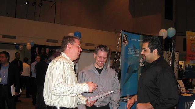 tech fest three engineers
