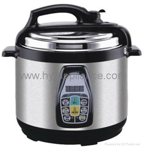 Electrical Pressure Cooker,Pressure Cooker,Rice Cooker