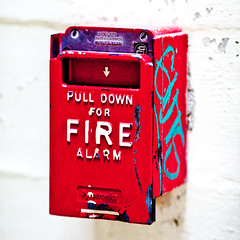 Pull Down for Fire, Alarm Two
