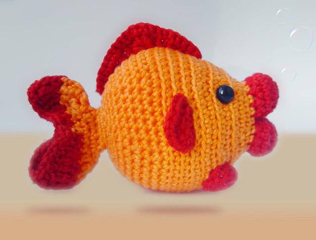 Amigurumi Fish for Creature Crochet Explore Pepikas ...