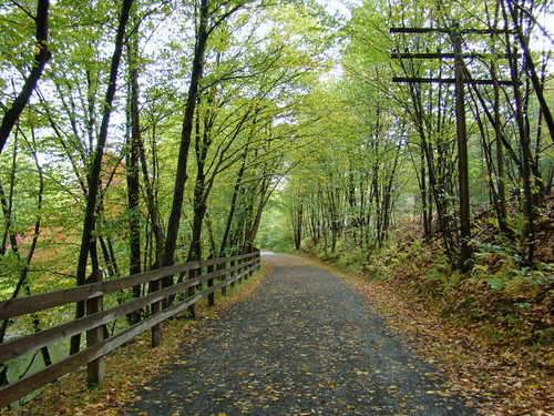 green heritage trail valley lackawanna archbald lrht lackawannaheritagevalley