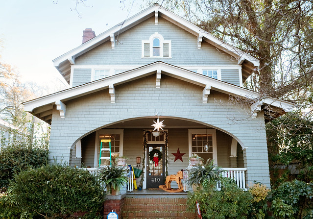 Craftsman home 5 elizabeth charlotte north carolina for Craftsman home builders charlotte nc