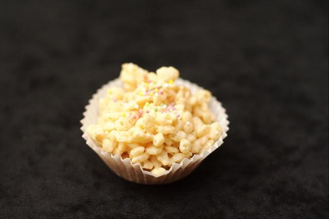 Small Chocolate Rice Crispy Cakes