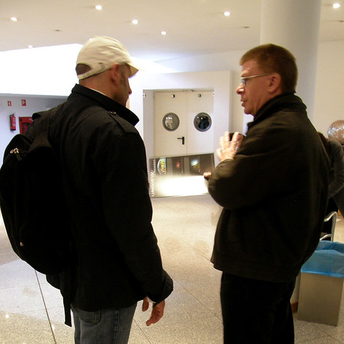 Peter Popp and Dan Neafus