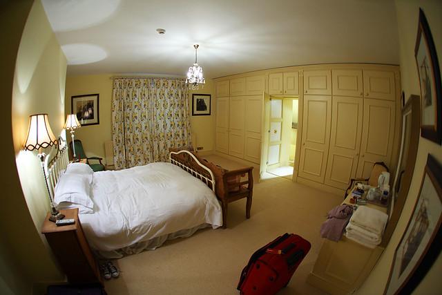 Claridges Room