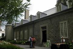 Montréal - Vieux Montréal : Musée du château Ramezay