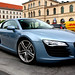 Audi R8 by Germanspotter