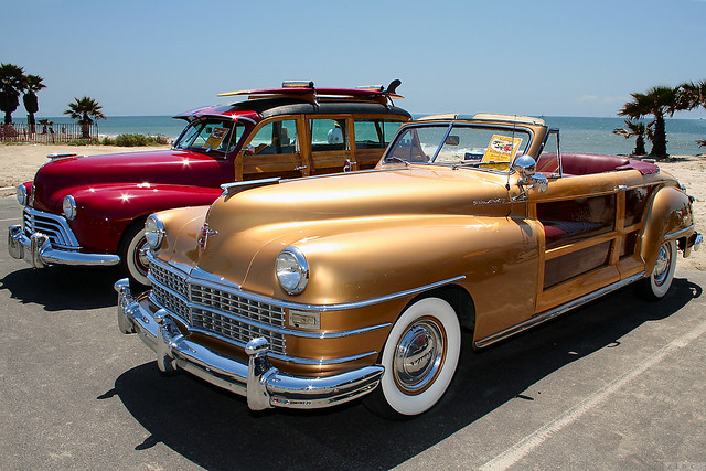 1947 chrysler town country gold fvl 1 flickr. Cars Review. Best American Auto & Cars Review