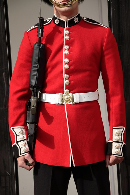 Coldstream Guard Uniform 97