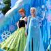 Anna and Elsa by disneylori