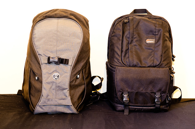Crumpler Whickey and Cox vs Lowepro Fastpack 200