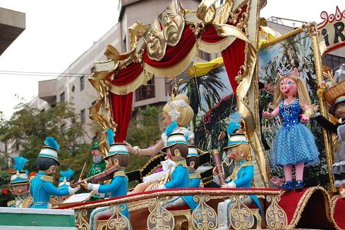 Cabalgata de Carnaval en Santa Cruz de Tenerife, por Aalborg Carnival, en Flickr