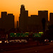 Los Angeles Skyline by Elvez40