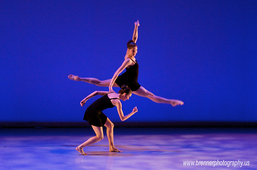Ballet Dancers in Jumps & Contemporary Ballet at UC CCM - Ballet Photography & Dance Portraits Columbus, Ohio by WB - CMH