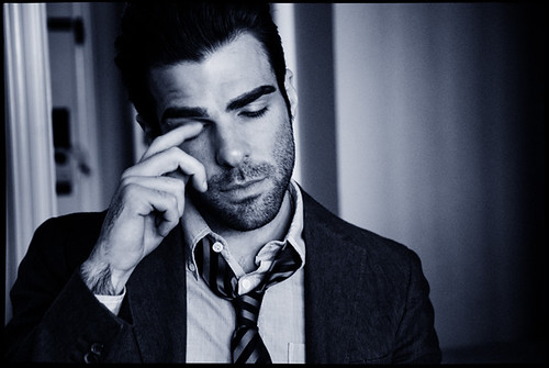 Star Trek - Zachary Quinto