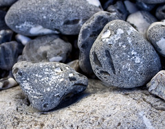 igneous rock, geology, close-up, rock, gravel,