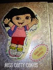 Dora The Explorer Birthday Cake Dora The Explorer Birthday Flickr