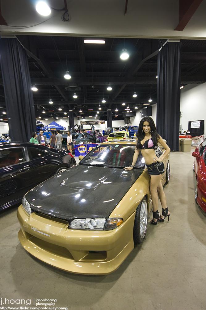 Mercedes Terrell - Nissan Skyline