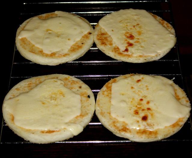 Arepa Paisa | Arepa Paisa: Grilled white hominy corn ...