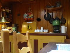 Graanelevator 19 - keukentje