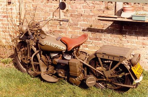 Harley Davidson WLA45