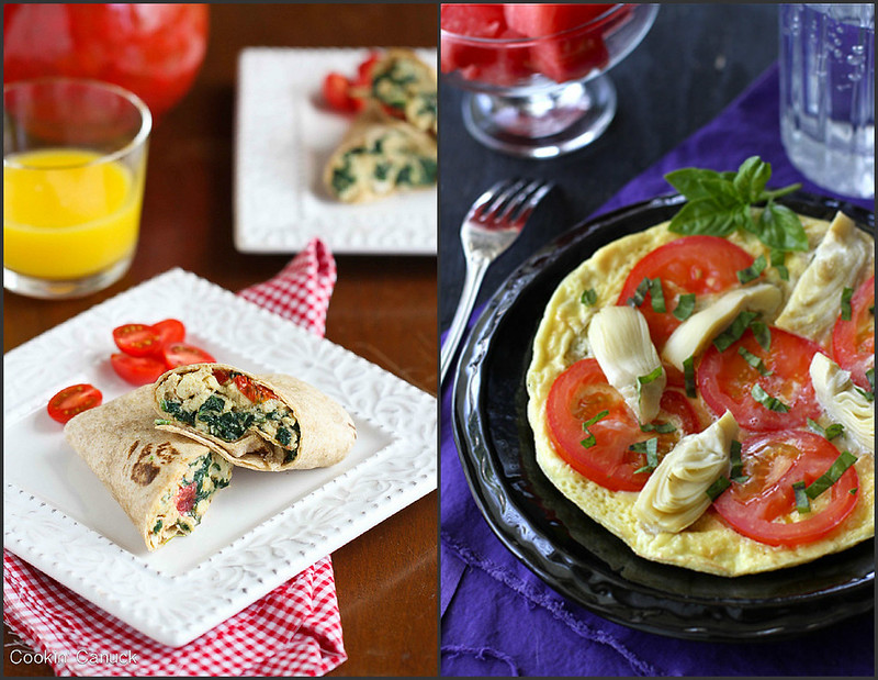 Healthy Egg Recipes | cookincanuck.com #recipe