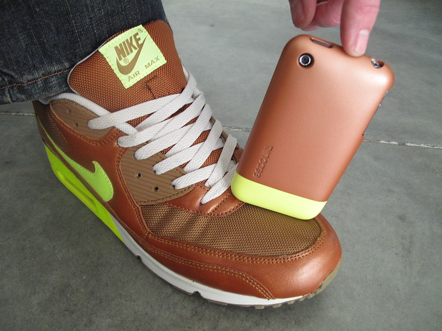 Nike Fluro Shoes