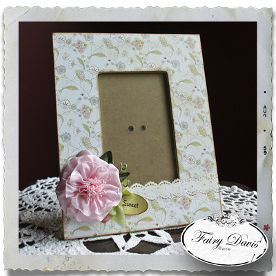 """Sweet"" Photo Frame"