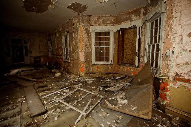 Abandoned Room Flickr Photo Sharing
