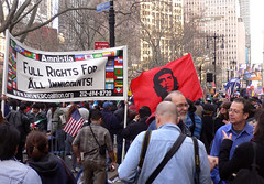 Marxists March for Amnesty