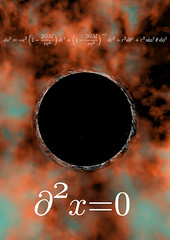 Infinity of Matter: The Event Horizon