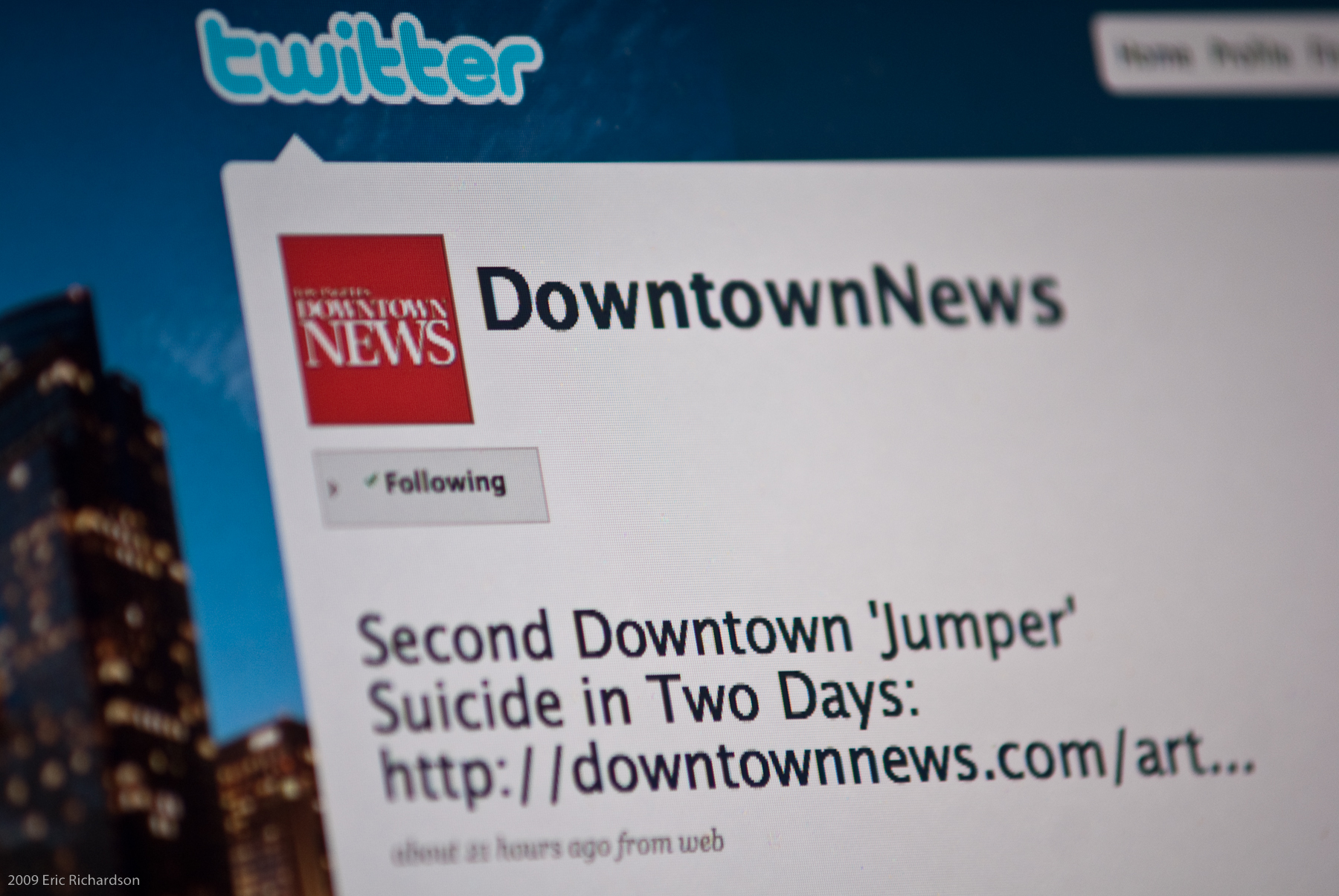Twitter Censoring the News Is a Bad Move