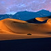 Death Valley Dune Contours by Bill Wight CA