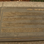 Mormon Battalion Monument, El Presidio Park, near Pima County Courthouse, Tucson, Arizona (3)