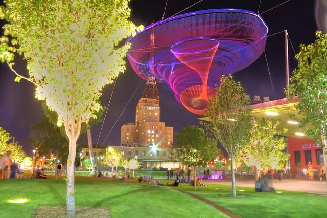 Civic Space Park